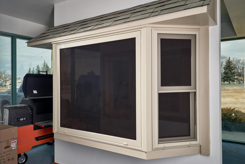 Bay Bow Box Gill Windows